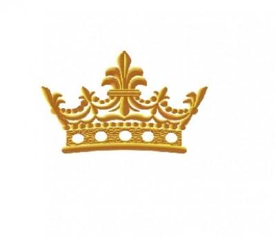 "Вышивка ""Корона"". Вариант 3."