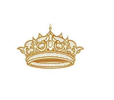 "Вышивка ""Корона"". Вариант 2."
