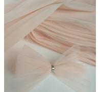 Балдахин из фатина. Длина 180 см, ширина в обхвате 500-600 см.