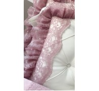 """Бортики-подушки для кроваток фирмы """"Гандылян"""" с мягкой спинкой"""