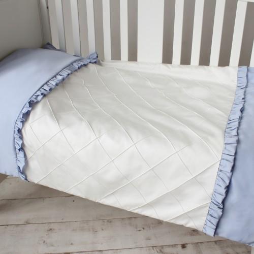 """Комплект постельного белья """"Голубые сны"""" (пододеяльник + наволочка). Цвет на Ваш выбор."""