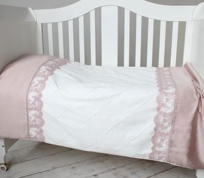 """Комплект постельного белья """"Облако"""" (пододеяльник + наволочка). Цвет на Ваш выбор."""