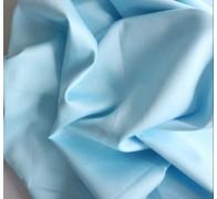 Сатин премиум (100% хлопок). Цвет: голубой топаз