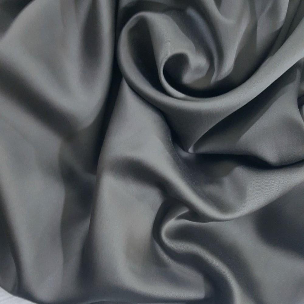 Тенсель (100% эвкалипт). Цвет: темно-серый