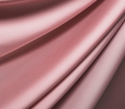 Шелк (100% п/э). Цвет: ярко-розовый