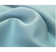 Шелк (100% п/э). Цвет: нежно-голубой