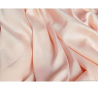 Шелк (100% п/э). Цвет: персиковый