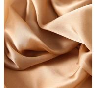 Шелк (100% п/э). Цвет: песочный