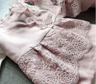 Платье на выписку. Цвет и дизайн обсуждаем.